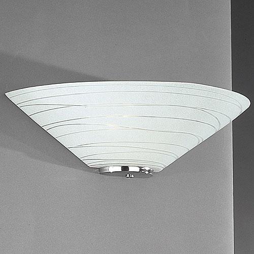 Vetro Single Wall Light White