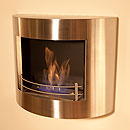 The Naked Flame Element Wall Mounted Bio Ethanol Fire