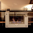 The Naked Flame Rumour Free Standing Bio Ethanol Fire