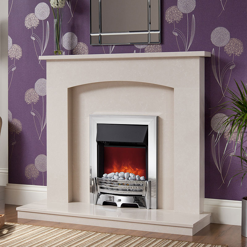 Be Modern Isabelle Fireplace