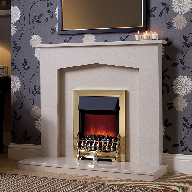 Be Modern Melrose Fireplace