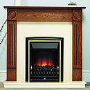 Be Modern Darras Eco 42 Electric Fireplace Suite