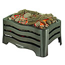 Burley Waverley 228 Electric Basket Fire