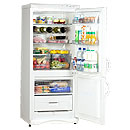 White knight WK270 9.1cu ft White Fridge Freezer class A