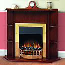 Dimplex Bexington LE Mahogany Electric Fireplace Suite