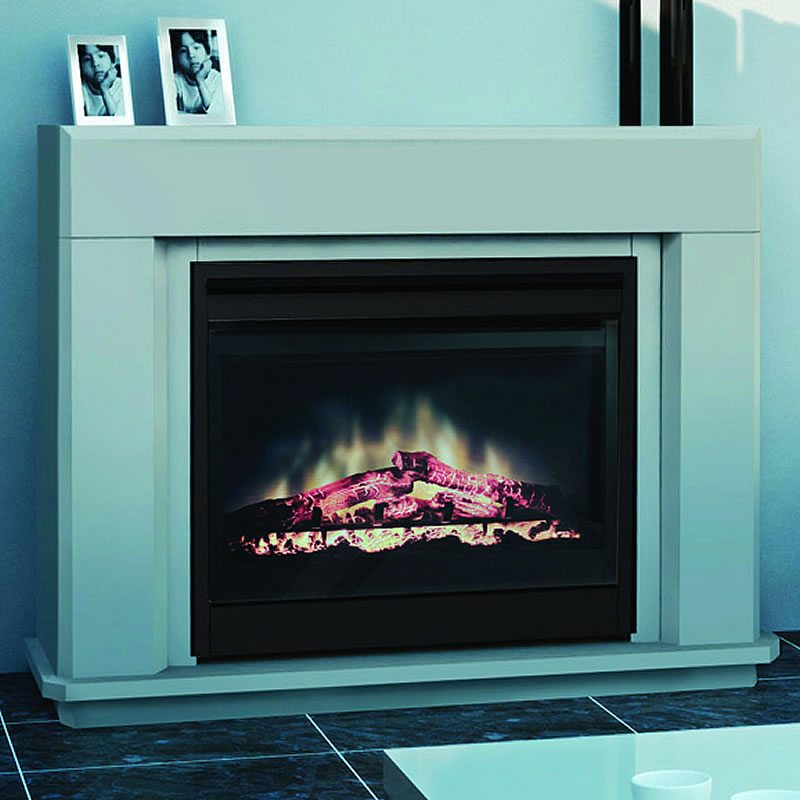 Dimplex Multifire MFS12 Electric Fireplace Suite