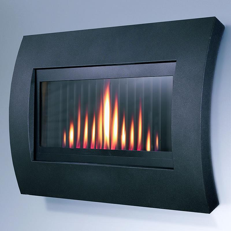 Flavel Curve Gas Fire