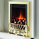 Flavel Warwick Traditional Powerflue Gas Fire