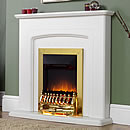 Valor Lydford Electric Fireplace Suite