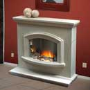 Europa Dubose Electric Fireplace Suite