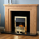 Europa Blumberg 48 Electric Fireplace Suite