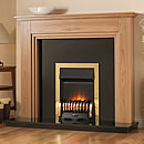 Europa Hanover 54 Electric Fireplace Suite