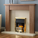 Europa Serdica 54 Electric Fireplace Suite
