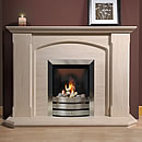 Europa Mowsley Limestone Fireplace