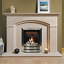 Europa Welland Limestone Fireplace