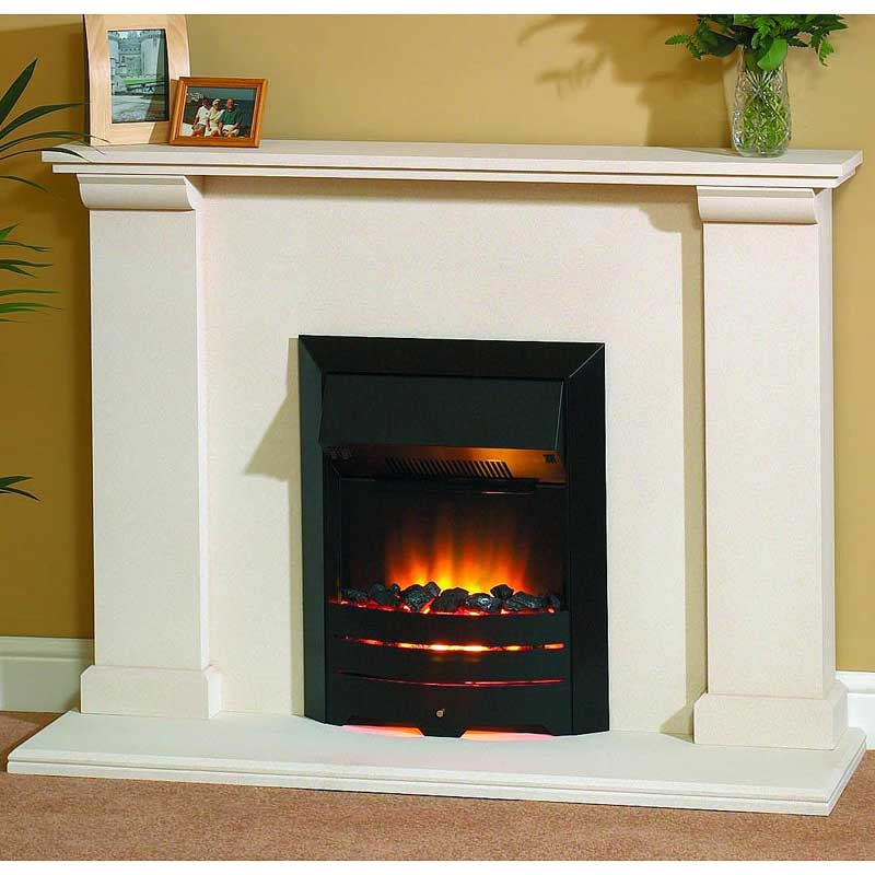 Delta Catral Electric Fireplace Suite
