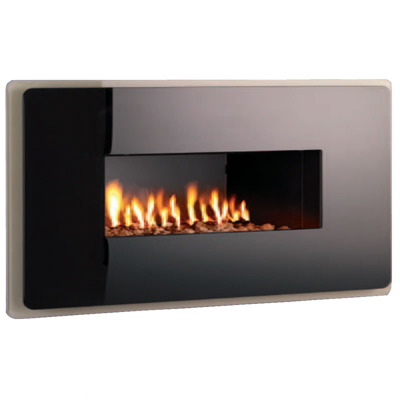 Apex Liberty 10 Contrast Open Fronted Gas Fire