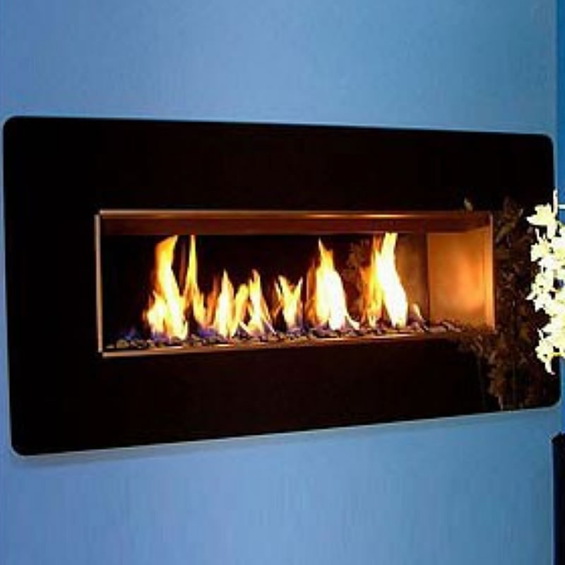 Apex Liberty 10 Single Open Fronted Gas Fire
