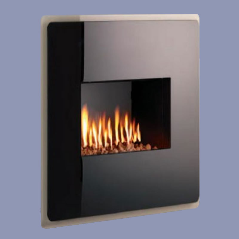 Apex Liberty 4 Contrast Open Fronted Gas Fire