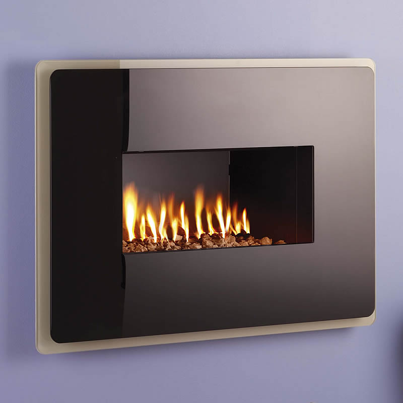 Apex Liberty 6 Contrast Open Fronted Gas Fire