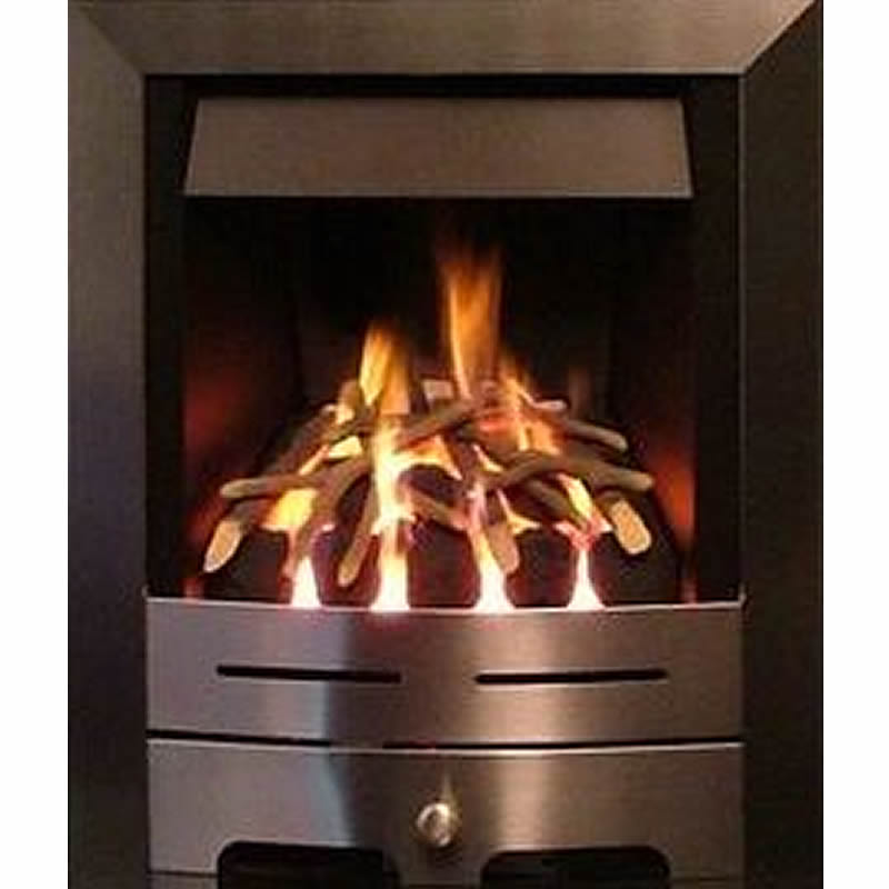 Apex Lux Contemporary Hotbox Gas Fire