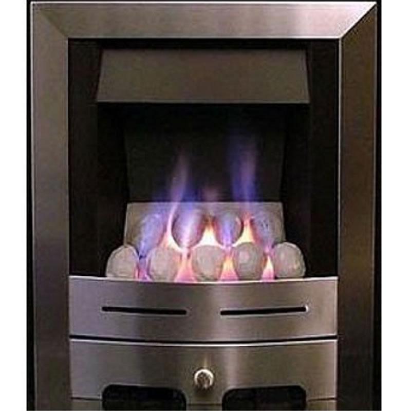 Apex Lux Contemporary Slimline Hotbox Gas Fire
