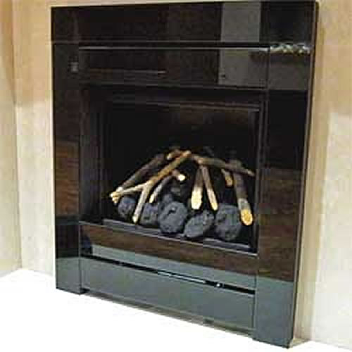 Apex Lux Glass Full Depth Gas Fire