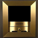 Apex Lux 4 Sided Brushed Brass (Sir)