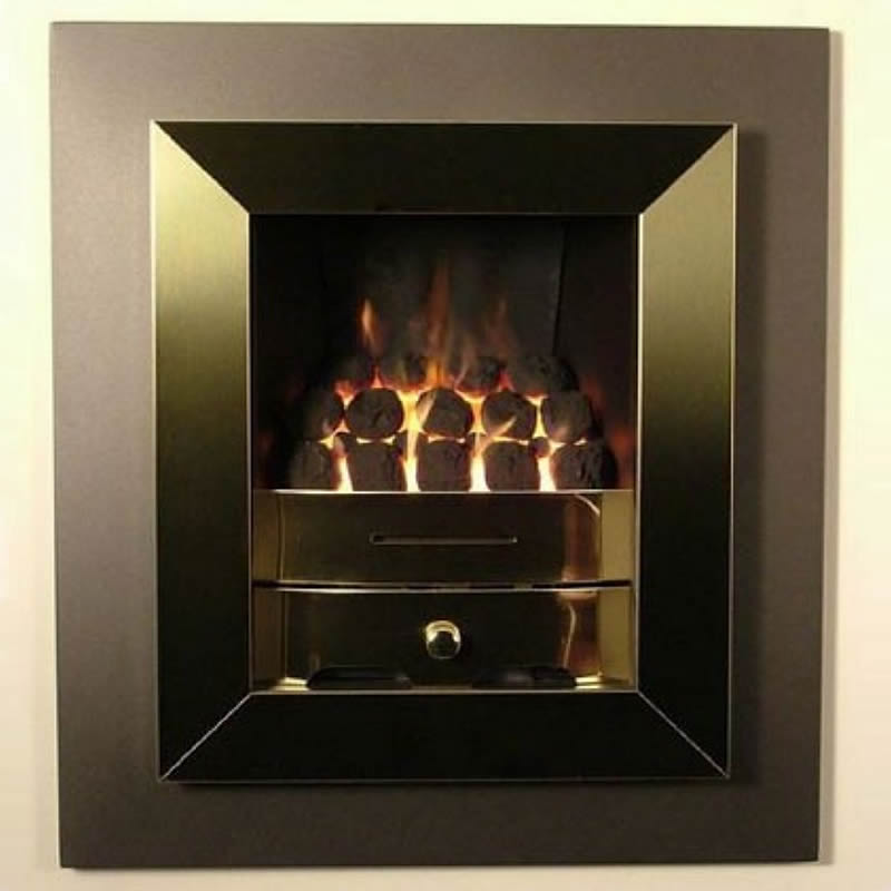 Apex Lux Portrait Convector Gas Fire