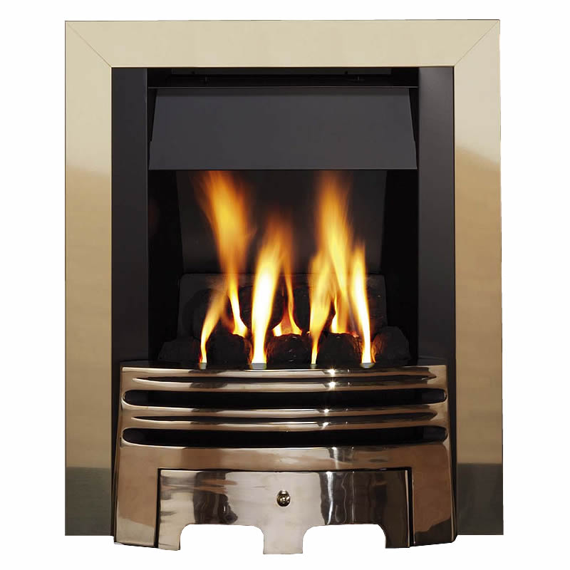Apex Lux Slimline Inset Hotbox Gas Fire