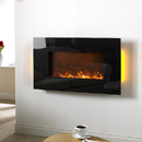 Apex Havana Flat Hang on the Wall Electric Fire