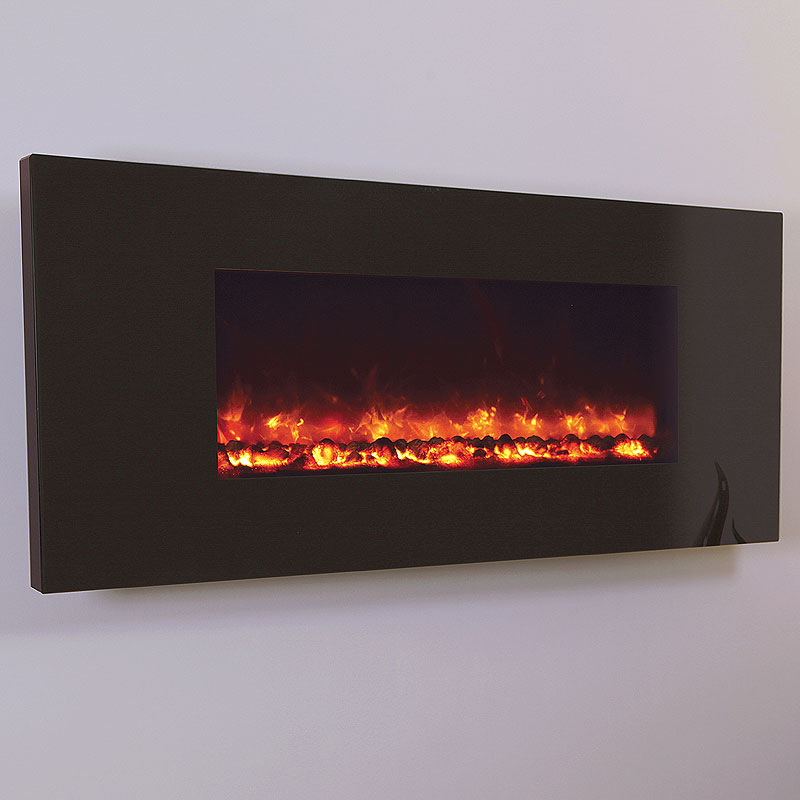 Celsi Electriflame Piano Black Electric Fire