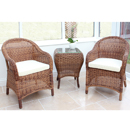 Cozy Bay Sicilia Java Honey 2 Seater Set