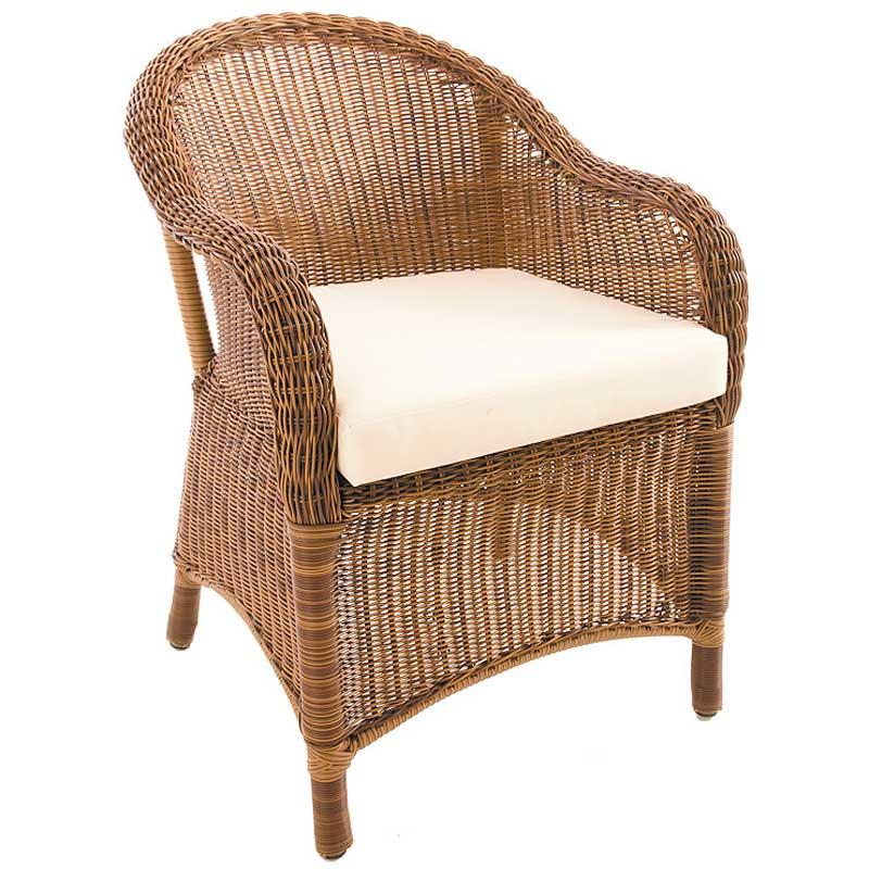 Cozy Bay Sicilia Java Honey 4 Seater Set