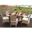 x Cozy Bay Barcelona 4 Seasons 6 Seater Set