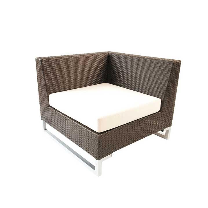 Cozy Bay Manhattan Cappucino Super 6 Seater Set