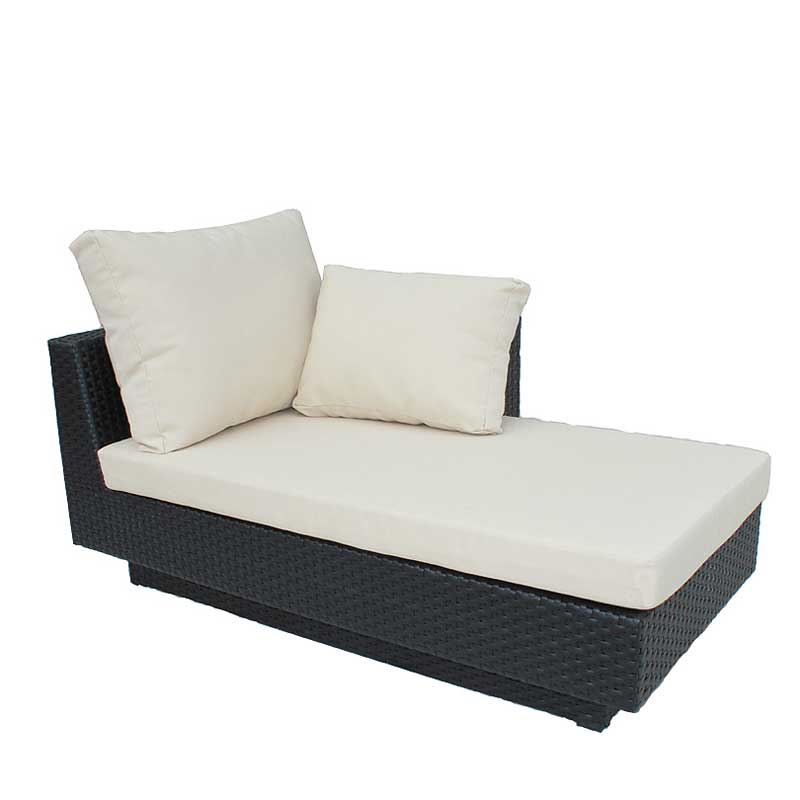 Cozy Bay Chicago Ultimate Black 16 Seater Set