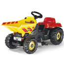 Ride on Dumper Truck Rolly Kid Dumper