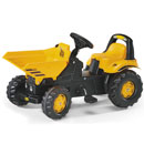 Ride on Dumper Truck Rolly Kid JCB Dumper