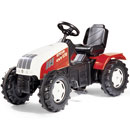 Ride on Tractor Steyr CVT 170 Large Tractor