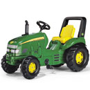 Ride on Tractor X-Trac John Deere Large Tractor