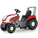 Ride on Tractor X-Trac Valtra S-Series Tractor