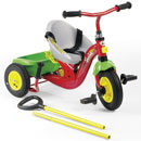 Ride on Trike Rolly Swing Vario with Pneumatic Wheels