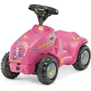 Ride on Tractor Rolly Minitrac Carabella Foot to Floor