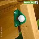 Jungle Gym Bolt Caps (10 pcs)