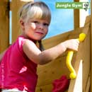 Jungle Gym Handgrips (Yellow)