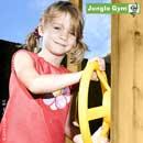 Jungle Gym Steering Wheel