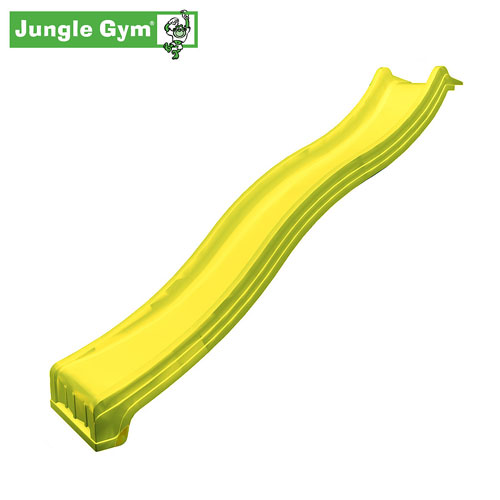 Jungle Gym 3m Yellow Slide