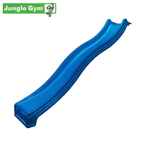 Jungle Gym 3m Blue Slide