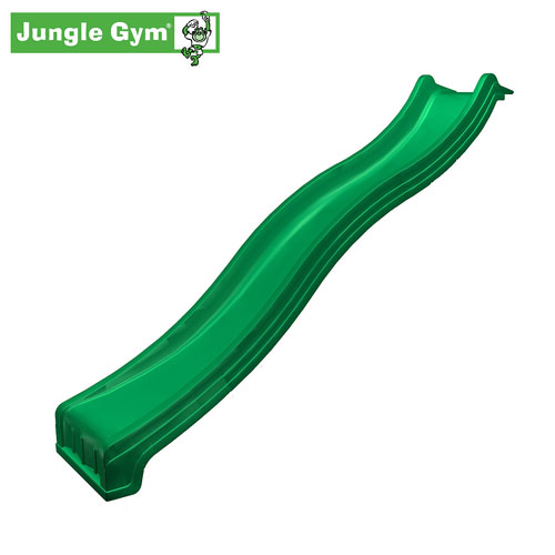 Jungle Gym 3m Green Slide